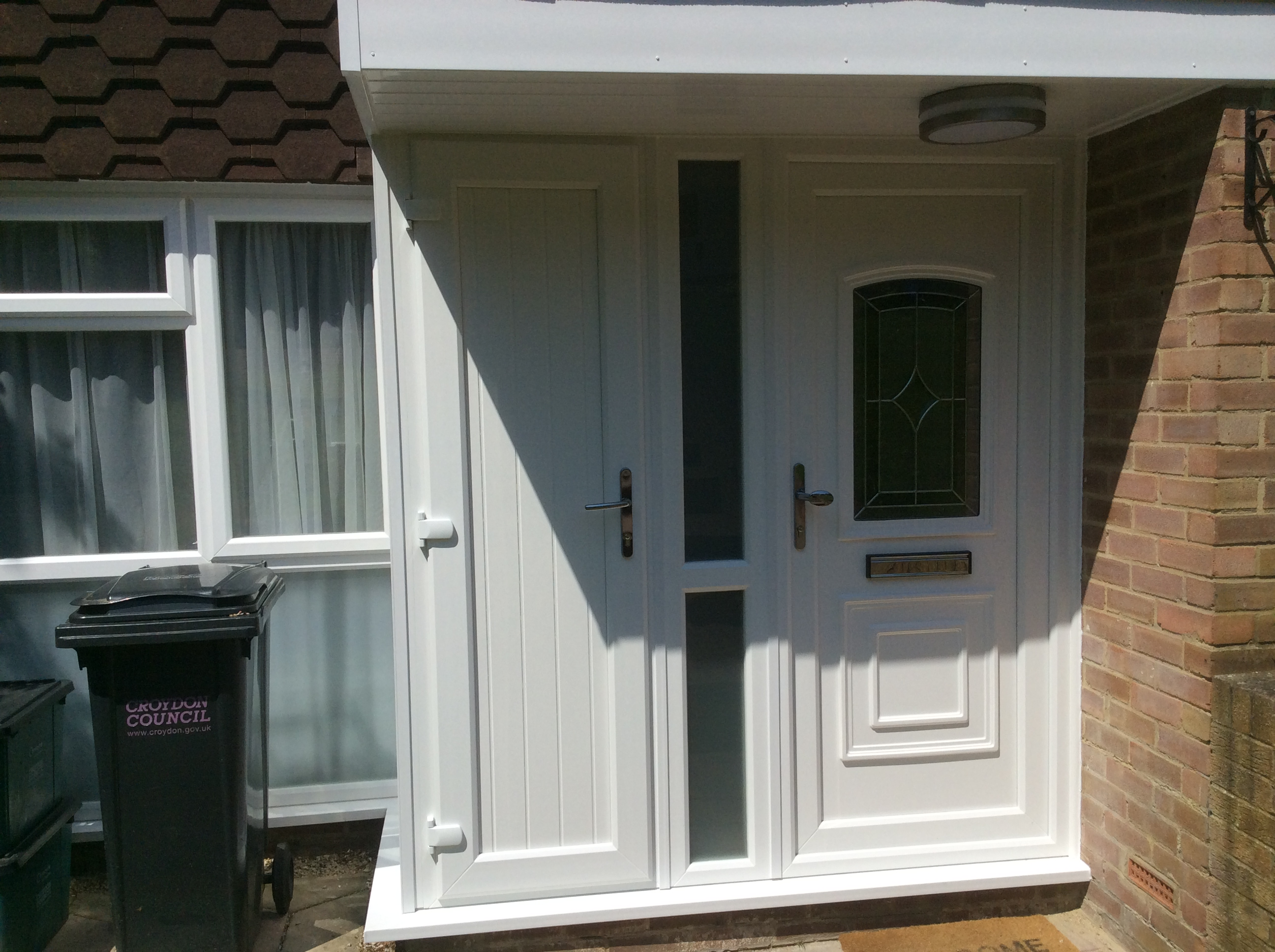kommerling upvc door